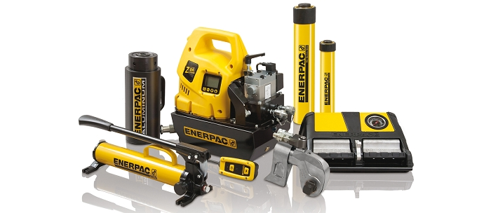 Hydraulic tools and components